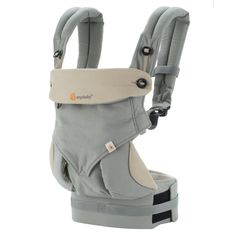 Ergobaby Four Position 360 Baby Carrier - Grey, $160.00 Definitely want an upgrade when baby #2 comes along (whenever that may be!)