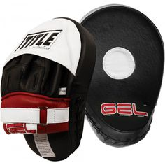 Title Gel World Class Contoured Punch Mitts