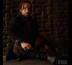 Ichabod, after being overtaken by the Horseman, is challenged to a dual.  He then learns that the horseman is Abraham, his friend and jilted...