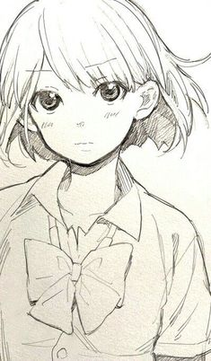 cute anime pencile sketch - Google Search #mangaart