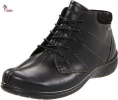 Ecco CLAY 212563, Chaussures montantes femme - Noir-TR-H4-411, 36 EU - Chaussures ecco (*Partner-Link)