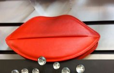 Cherry Lips Clutchbag via Fabuglitz Boutique. Click on the image to see more!