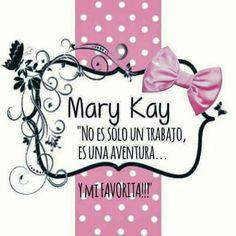 Si quieres saber más www.marykay.es/calimartin