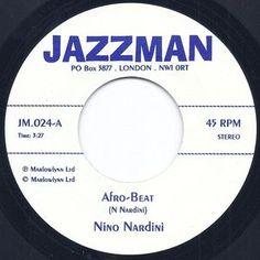 Buy Nino Nardini - Afro-Beat / Poltergeist (Vinyl) at Discogs Marketplace