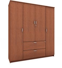 <p>A wardrobe is a tall standing cupboard used for storing clothes. Wardrobes have hanging...</p>