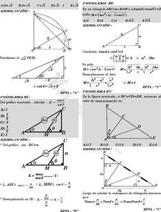 100 Ideas De Matemáticas Décimo Matematicas Trigonometria Secundaria Matematicas