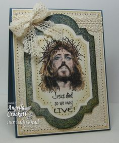 "Our Daily Bread Designs Blog:  Feature Focus ""Crown of Thorns"" Designer Angie Crockett"