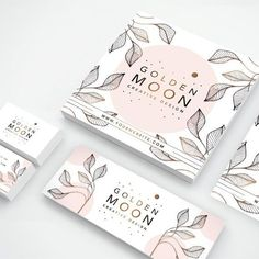Brand Design Package Professional & Artistic Brand Identity