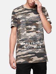 Print T-shirt Multicoloured - The Sting