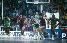 JACQUES MONCLAR 1986-1988 #Limoges #CSP