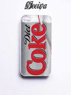 Diet Coke Phone Case For iPhone Samsung iPod Sony