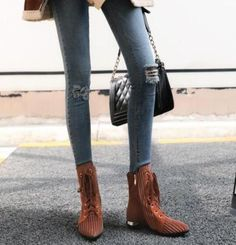 d71aca8406e Details about Women Velvet Shoes Suede Pointy Toe Lace up Side Zipper Ankle  Boots Flat Casual