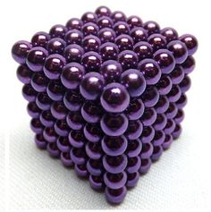 Magnecube (Purple) This is a puzzle like no other! Sounds like a NEW and improved Rubik's Cube, but better! Purple Love, All Things Purple, Purple Lilac, Shades Of Purple, Deep Purple, Purple Stuff, Purple Pages, What's My Favorite Color, Or Violet