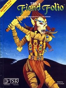 Fiend Folio tome had all the really whoop-ass monsters. Some crazy crap in there.