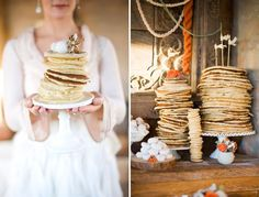 Snowed-in, a DIY Winter Wedding Idea and a Stylized Breakfast Sweets Table Quirky Wedding, Green Wedding, Wedding Catering, Wedding Reception, Wedding Shoes, Wedding Hair, Lakeside Wedding, Bridal Mehndi Designs, Rustic Elegance