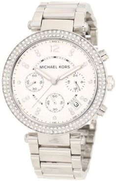 Michael Kors Watch ~ silver