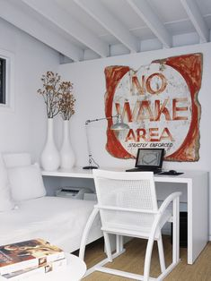Home Office Design, Pictures, Remodel, Decor and Ideas - page 19...love how the desk goes over the bed