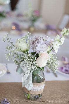 Wedding centerpiece #jandabigday