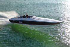 Donzi Speedboat