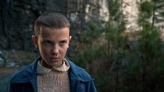 Eleven's incredible powers have helped her and the gang overcome sinister forces but her amazing abilities come at a great cost. Do you know how many times she experiences a nosebleed in Season 1 of Stranger Things? Stranger Things Girl, Bobby Brown Stranger Things, Stranger Things Have Happened, Stranger Things Aesthetic, Eleven Stranger Things, Stranger Things Season, Stranger Things Netflix, Stranger Quotes, Best Series