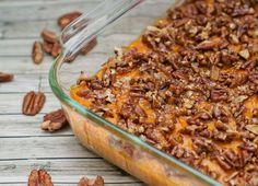 Healthy, Tasty, & Simple Eating: Sweet Potato Casserole