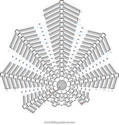 crochet oval rug diagram - חיפוש ב-Google