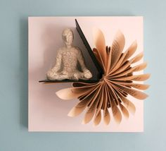 Books: Repurposed and Recycled