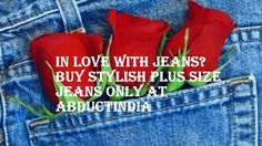 Buy #Plus_Size_Jeans at an affordable price only at Abductindia.com. Visit www.abductindia.com now!!!