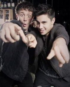 Sam & Kurt..