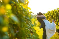 Gorgeous sunlight, ultimate happiness, and stunning wedding photography at Crossing Vineyards Winery in Newtown, Pa | Juliana Laury Photography | Philadelphia + Bucks County Wedding Photography