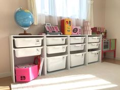 Toy Storage, Kids Room, Toys, Activity Toys, Room Kids, Child Room, Clearance Toys, Toy Storage Solutions, Kid Rooms