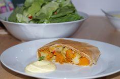 Kürbisstrudel mit Currydip #strudel #kürbis #pumpkin #hokkaido #easy #recipe #veggie