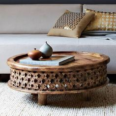 coffee tables with storage - Google Search