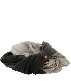 Accessoires :: SALUT :: SU1 | ZWEI Taschen Schal :: Loopschal :: Batik :: Baumwolle