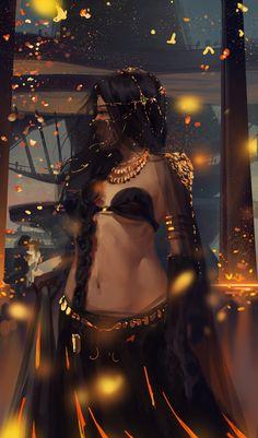 Fantasy Girl, Fantasy Art Women, Beautiful Fantasy Art, Anime Fantasy, Dark Fantasy Art, Fantasy Artwork, Fantasy Character Design, Character Design Inspiration, Character Art