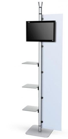 15 Best Trade Show Tv Stands Images Trade Show Tv Stands Monitor