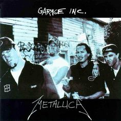 Garage Inc. One of the reasons I became a Metaller