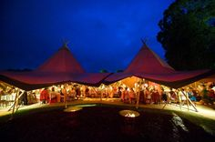 Ditton Field wedding courtesy of Stunning Tents