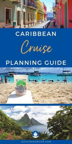 Caribbean Cruise Planning Guide - In this Caribbean Cruise Planning Guide, we outline everything you need to know to plan and execute the perfect Caribbean cruise vacation. #cruise #Caribbean #CaribbeanCruise #cruiseplanning #eatsleepcruise Best Cruise, Cruise Port, Cruise Tips, Cruise Vacation, Dream Vacations, Cruise Excursions, Cruise Destinations, Shore Excursions, Amazing Destinations