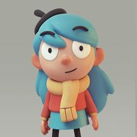 Simple Character, 3d Model Character, Character Modeling, Game Character, Character Concept, Concept Art, Character Design Animation, Character Design References, Cute Characters