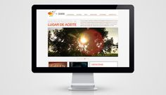 Lugar de Aceite Website