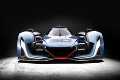 Many automakers have ventured into the digital world of developing a car for PlayStation's Gran Turismo game. Now Hyundai's had a go, and built it for real — sort of.