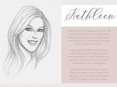 Kathleen U. — One Fine Beauty Makeup Backgrounds, Moving To Toronto, Lisa Eldridge, Makeup Services, Professional Makeup Artist, Love Your Life, Ottawa, Bridal Makeup, Mac Cosmetics