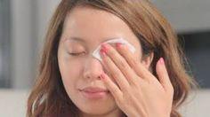DIY Makeup Remover, via YouTube.  MichellePhan