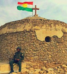 Peshmerga protects all kurds no matter what religion.we should all be proud and grateful to have them