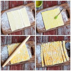 Sweet and Savory Cheesy Bacon Wrapped Puff Pastry Twist   halfbakedharvest.com