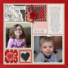 Layout using {Life 2016-February} Digital Scrapbook Collection by Melissa Bennett Designs available at Sweet Shoppe Designs http://www.sweetshoppedesigns.com//sweetshoppe/product.php?productid=33382&cat=802&page=2 #melissabennettdesigns