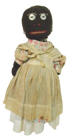 Pat Hatch Collection of Black Cloth Dolls