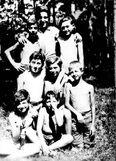 These children from France were rounded up by Germans and sent straight to death camp and murdered