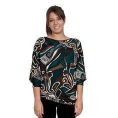 Blouse autumn winter 2014 in 3 sizes and at a great price Crafts women's clothing Sofia Filippa